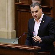 darius valcov a fost propus pentru postul de ministru delegat pentru buget