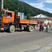 accidentata mortal la sinaia foto