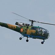 un elicopter al mapn implicat intr-un accident
