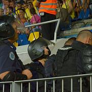 jurnalistii croati la ploiesti nu ar fi fost atat de multi jandarmi nici daca veneau putin si obama