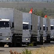 moscova va trimite un al doilea convoi umanitar in ucraina