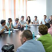 sedinta extraordinara fara proiecte problematice la consililul local