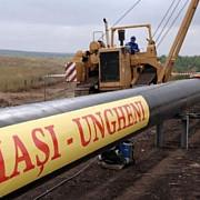 republica moldova lanseaza gazoductul iasi-ungheni de ziua independentei