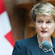 elvetia are un nou presedinte pentru anul 2015