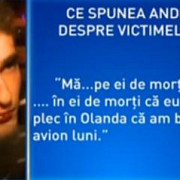 verdict in cazul lui andronie fiul de bancher 7 ani de puscarie pentru doua vieti luate