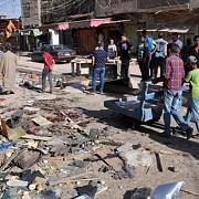 cel putin 15 morti intr-un atentat comis in orasul irakian kirkuk