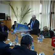 ambasadorul turciei in vizita la ploiesti