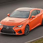 lexus rc f este rivalul japonez pentru bmw m4 coupe