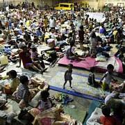 peste 600000 de persoane au fost evacuate in filipine din calea taifunului hagupit