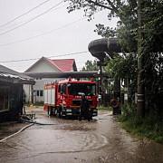 mai multe tronsoane de drum din judetul giurgiu au fost inchise din cauza inundatiilor