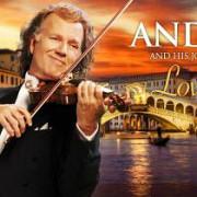 andre rieu va sustine un al treilea concert in romania