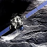 sonda rosetta infirma ipoteza ca apa de pe terra a fost adusa de comete