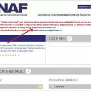 romanii isi pot verifica online situatia fiscala
