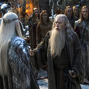 hobbitul batalia celor cinci ostiri a debutat pe prima pozitie in box office-ul nord american