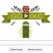 in ziua de craciun google le ureaza utilizatorilor sai sarbatori fericite  cu un logo muzical