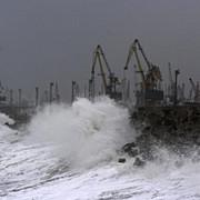 constanta porturile au fost inchise din cauza vantului puternic