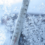 cele mai scazute temperaturi s-au inregistrat marti dimineata