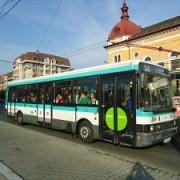 martie aduce transport gratuit pentru elevii din cluj