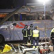 22 de romani implicati intr-un accident grav in ungaria