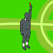 fotbalul este schingiuit de arbitrii in toata lumea
