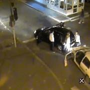 trei oameni au ajuns in spital din cauza unei sicane in trafic