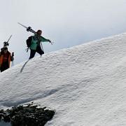 doi turisti englezi au ramas blocati in masivul bucegi