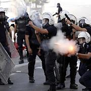 ciocniri intre kurzi si politie in estul turciei