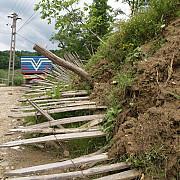 alunecare de teren la gornet