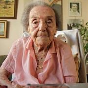cea mai in varsta supravietuitoare a holocaustului a murit la 110 ani
