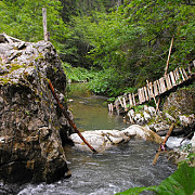 cea mai pura apa din romania se gaseste in muntii bucegi