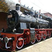 muzeul locomotivelor cu abur de la resita
