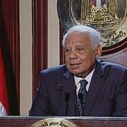 guvernul din egipt a demisionat