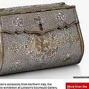 cum arata cea mai veche poseta din lume