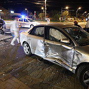 trei accidente rutiere in bucuresti la intrarea in noul an