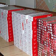 peste 46000 de pachete cu tigari depistate la frontiera cu ucraina