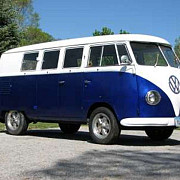 adio vw transporter