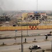 al-qaida a preluat controlul total asupra orasului irakian fallujah