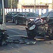 accident grav cu patru victime pe dn1