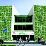 consiliul judetean da startul constructiei centrului de afaceri lumina verde