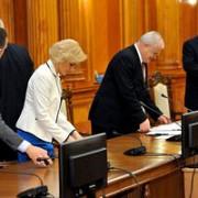 comisia parlamentara de ancheta nana isi incepe activitatea