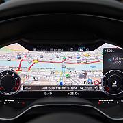video noul audi tt va avea display-ul cu informatii in fata volanului