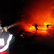 casa subprefectului afectata de un incendiu izbucnit in nordul ploiestiului