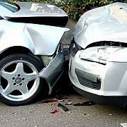 accident rutier pe strada cantacuzino din ploiesti
