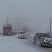 se anunta ninsori si polei in toate regiunile moldovei