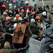 kievul este in pragul revolutiei 5 oameni ucisi si 300 de raniti