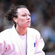 judo andreea chitu invingatoare cu echipa europei in duelul cu asia