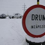 care sunt drumurile inchise sau cu restrictii de circulatie