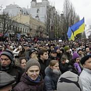 un succes al manifestantilor de la kiev