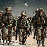 o noua baza nato pregatita pentru orice interventie militara