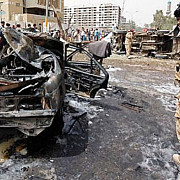 cel putin 15 morti intr-un atentat sinucigas comis la nord de bagdad